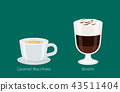 coffee drink cup 43511404