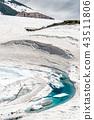 Tateyame icey lake 43511806
