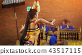Pendet Traditional Balinese Dance in GWK  43517115