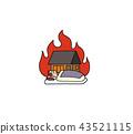 ไฟขณะหลับ 43521115