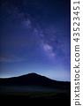 star, starry, sky 43523451