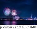 Kanmon Strait Firework Display 43523688