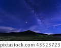 ท้องฟ้าที่เต็มไปด้วยดวงดาวของ Aso Kusanrigahama 43523723