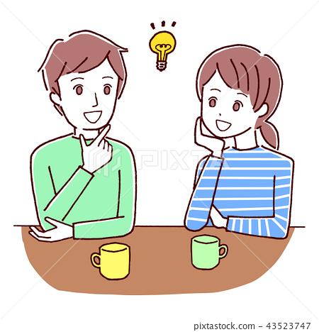 Husband and wife 43523747