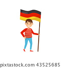 flag, people, germany 43525685