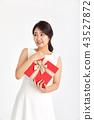선물, 한국인, 비즈니스우먼 43527872