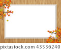 木材背景 木製背景 木紋 43536240