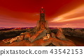 historic ruin, remain, ruin 43542153