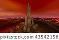 historic ruin, remain, ruin 43542156