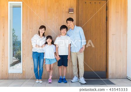 家庭全家福 43545333