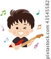 音樂家的男人 43545582
