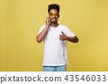phone, mobile, man 43546033