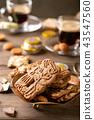 Dutch holiday Sinterklaas festive breakfast 43547560