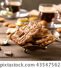 Dutch holiday Sinterklaas festive breakfast 43547562