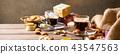 Dutch holiday Sinterklaas festive breakfast 43547563