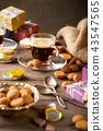 Dutch holiday Sinterklaas festive breakfast 43547565