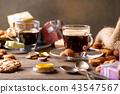 Dutch holiday Sinterklaas festive breakfast 43547567