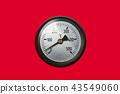 Celsius thermometer temperature 43549060