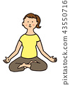 maternity, yoga, pregnant 43550716