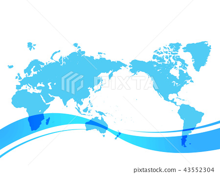 Business Business Background Global Economic World Map Japan Map ...