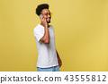 phone, mobile, man 43555812