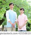 Nursing care helper 43556610