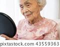 senior, female, lady 43559363