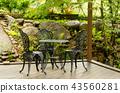Corner Seat in coffee shop 43560281