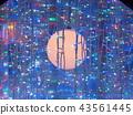 照明 彩燈 燈飾 43561445