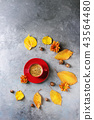 autumn, coffee, fall 43564480