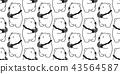 seamless, polar, bear 43564587
