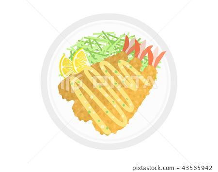 Fried Shrimp 43565942