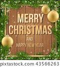 card, christmas, decoration 43566263