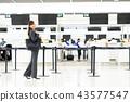 비즈니스 우먼 (공항) 43577547