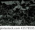 glass, crash, destruction 43578595