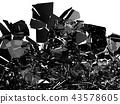 glass, crash, destruction 43578605