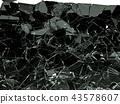 glass, crash, destruction 43578607