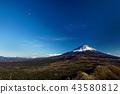 富士山 堆 許多 43580812