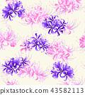 日本模式,簇状孤挺花, 43582113