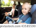 car, child, kid 43585590
