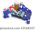 Health, healthcare, medicine in Australia 43588347