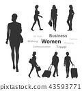 vector, vectors, business 43593771