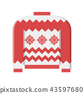 Red Winter Sweater 43597680