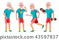 senior, person, elderly 43597837