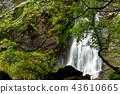 이끼, 산, 강 43610665