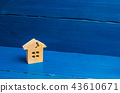The concept of a damaged house 43610671