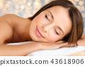 woman, spa, female 43618906