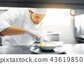 chef, cook, kitchen 43619850