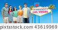 friends in sunglasses 43619969
