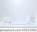 Minimal concept, Laptop on table 43621062
